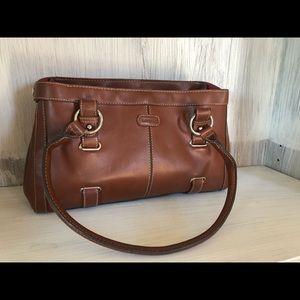 MONDANI leather medium sized bag